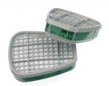 3M™ 6054 Фильтр для защиты от газов и паров, К1