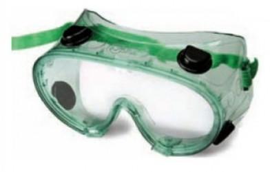 Очки закрытые защитные непрямая вентиляция