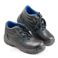 Ботинки рабочие Стандарт (ПУ) металлический подносок