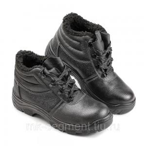 Ботинки рабочие Стандарт (ПУ) искусственный мех