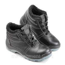 Ботинки рабочие Стандарт (ПУ/ПУ) МП, искусственный мех