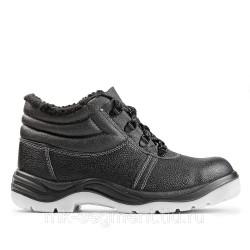 Ботинки рабочие Стандарт (ПУ/ТПУ) МП, искусственный мех