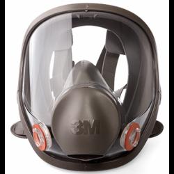 Полнолицевая маска 3M 6800 серии 3М 6000, размер - средний (M)