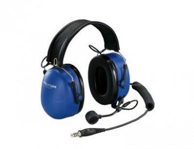 Наушники противошумные (гарнитура) 3M PELTOR MT7H79F-50 Headset в искробезопасном исполнении, со складным оголовьем