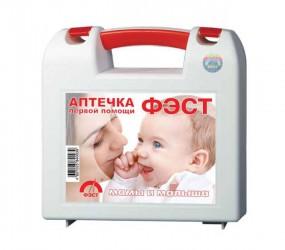 Аптечка мамы и малыша