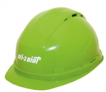 Каска с люминесцентными свойствами RFI-3 BIOT Rapid (Light)