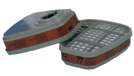 Фильтр 3М 6055 для защиты от органических газов и паров А2