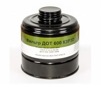 Фильтр комбинированный ДОТ 600 K3P3D