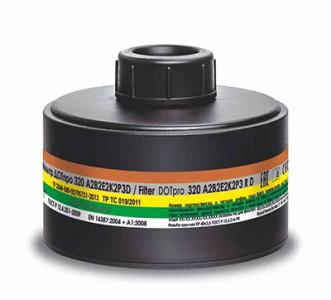 Фильтр комбинированный ДОТ про 320 А2B2E2K2Р3D