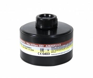 Фильтр комбинированный ДОТ про 320 А2B2E2Р3D