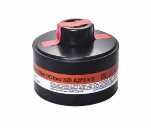 Фильтр комбинированный ДОТ про 320 A2P3D