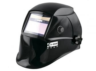 Маска сварщика КЕДР К-202, черная