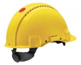 Каска защитная 3M G3000NUV-GU с вентиляцией УФ-индикатор