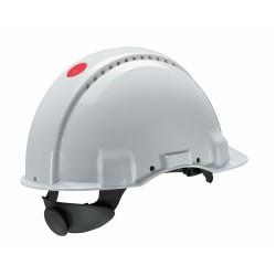 Каска защитная 3M G3000NUV-VI с вентиляцией УФ-индикатор