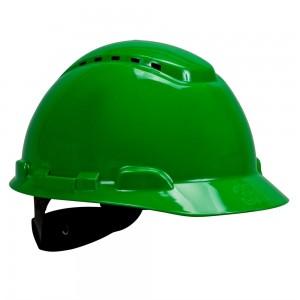 Каска защитная 3M H-700C-GP с вентиляцией