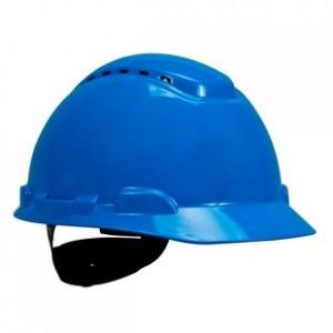 Каска защитная 3M H-700N-BB с вентиляцией