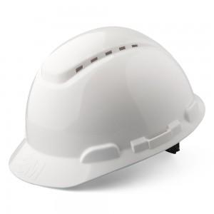 Каска защитная 3M H-700N-VI с вентиляцией