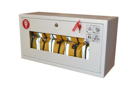 Контейнер для самоспасателей УФМС ШАНС 10 шт.