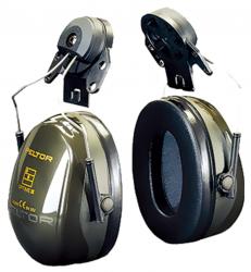 Наушники противошумные с креплением на каску Peltor Optime II H520P3E-410-GQ