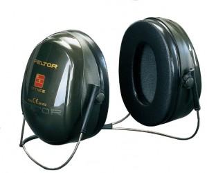 Наушники противошумные с затылочным оголовьем 3М PELTOR Optime II H520B-408-GQ