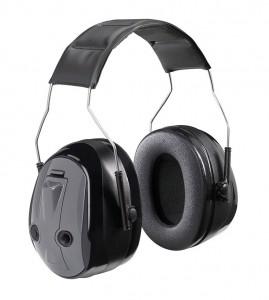 Наушники противошумные с функцией включения возможности слышать, со стандартным оголовьем 3М PELTOR Optime Push To Listen MT155H530A 380