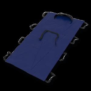 Носилки для эвакуации пострадавших тканевые