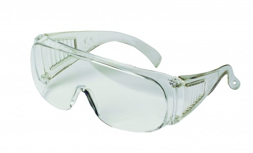 Очки открытые прозрачные 3M VISITOR PC CLEAR