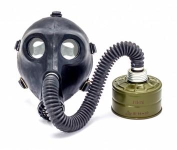 Противогаз детский фильтрующий ПДФ-2Д