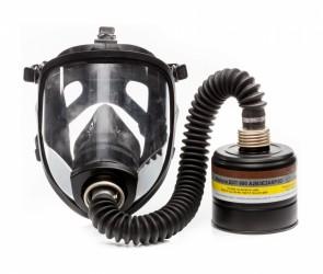 Противогаз промышленный ПФCГ-98 с маской МАГ