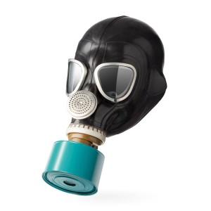 Противогаз промышленный ППФ-5М с маской ШМ-2012