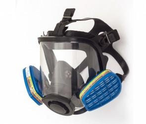 Противогаз промышленный УНИКС с маской МАГ 2