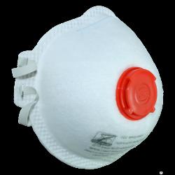 Респиратор фильтрующий Бриз-1104 с клапаном выдоха