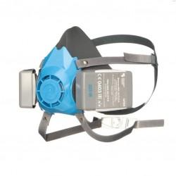 Полумаска респиратор УНИКС 1000 с фильтрами 303 P3