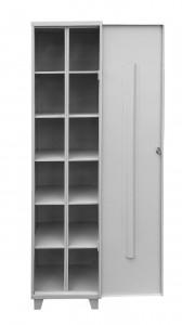 Шкаф металлический для хранения противогазов ШМ-Пр-12