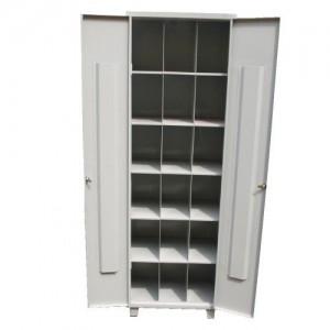 Шкаф металлический для хранения противогазов ШМ-Пр-18