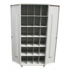 Шкаф металлический для хранения противогазов ШМ-Пр-24